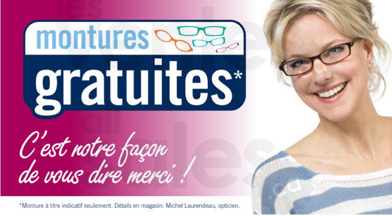Montures lunettes new look