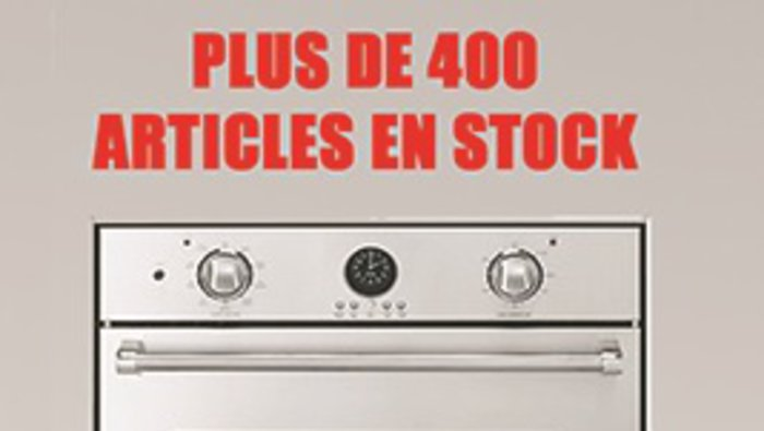 M ga solde d 39 lectrom nagers for Centre liquidation meuble longueuil