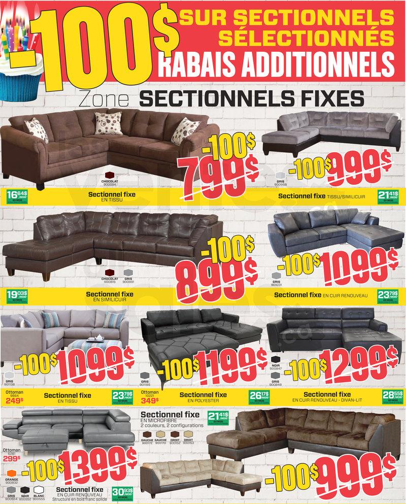 Surplus rd meubles en liquidation for Liquida meuble quebec