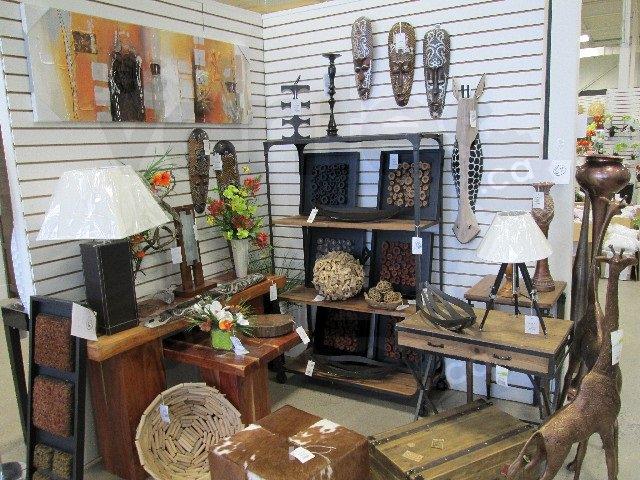 Vente de faillite décoration -50% -70% | lesventes.ca