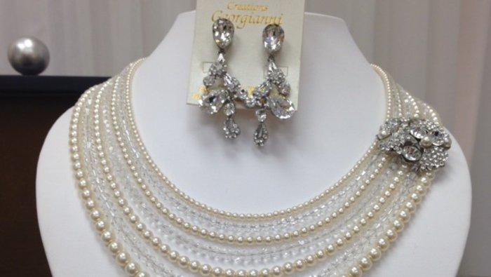Vente bijoux avec cristaux Swarovski | lesventes.ca