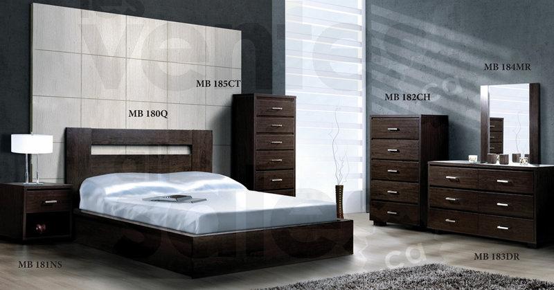 Mobilier Chambre A Coucher 6 Mcx A 629 Lesventes Ca