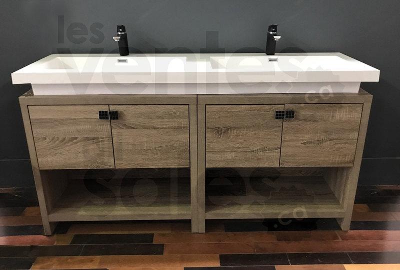Cuisine salle de bain prix d 39 entrep t for Entrepot de meuble montreal