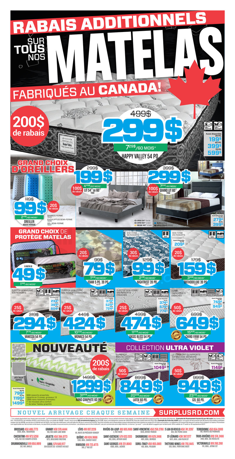 Liquidation meubles et lectrom nagers for Liquidation meuble rive sud