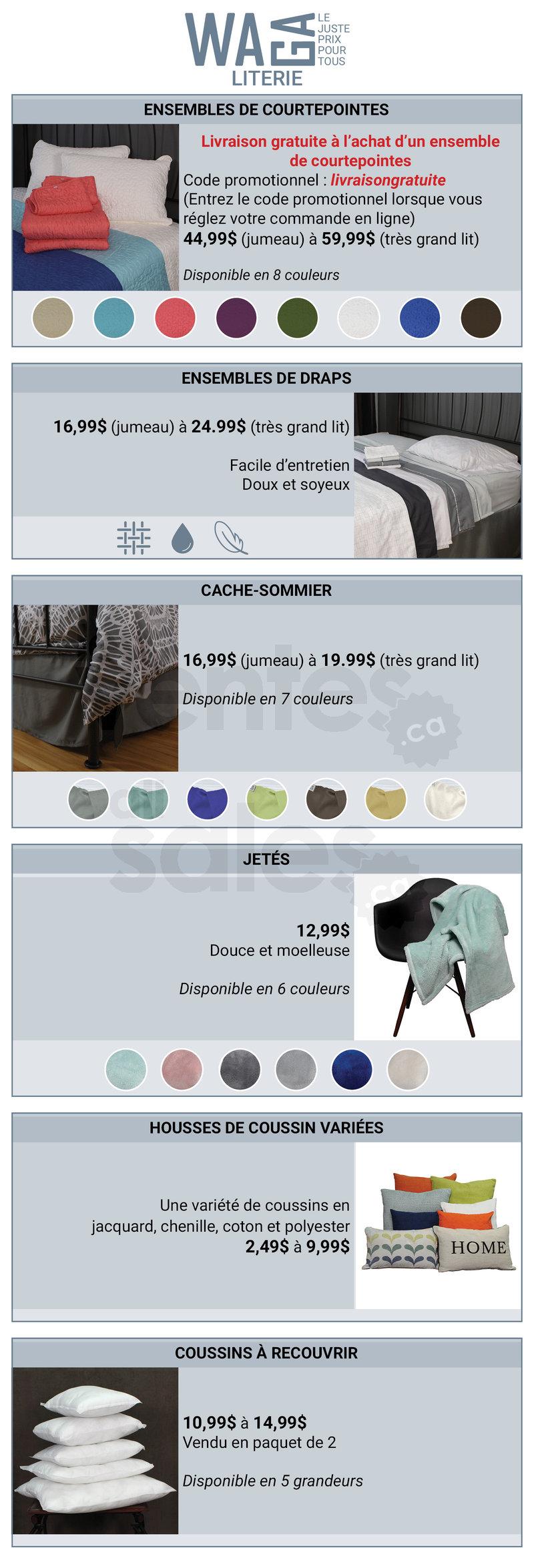 Boutique en ligne de literie bas prix - Achat literie en ligne ...